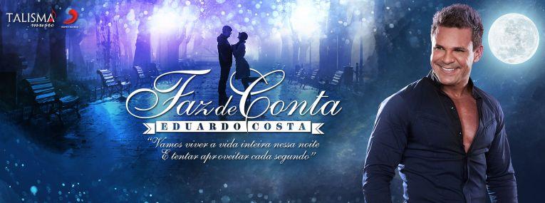 Agenda de shows Eduardo Costa 2016