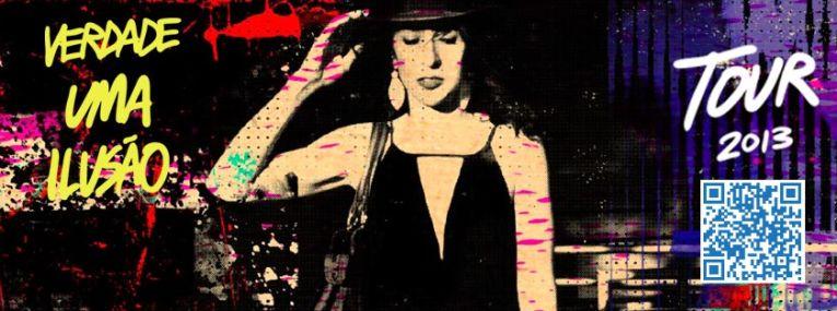 Agenda de shows Marisa Monte 2016