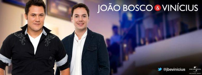 Agenda de shows João Bosco e Vinícius 2017