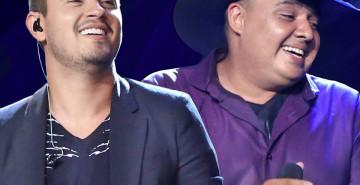 Humberto e Ronaldo em