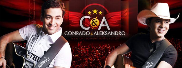 Agenda de shows Conrado e Aleksandro 2018