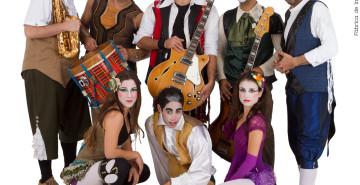 O Teatro Mágico em Recife
