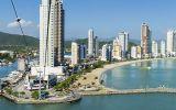 Barra sul em Balneário Camboriu Santa Catarina