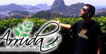Samba com Arruda em Rio de Janeiro