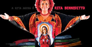 Rita Benneditto em Rio de Janeiro