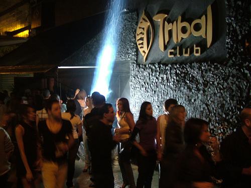 tribal club em santos s226o paulo programa231227o agenda de