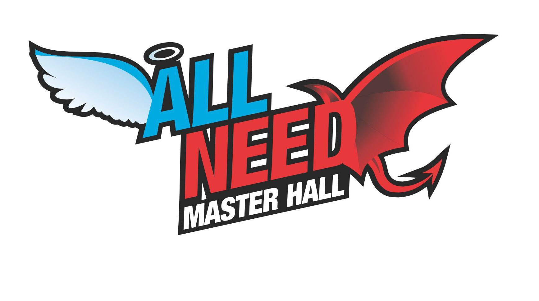 all need master hall programação agenda de shows festas shows
